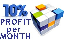 10% Profit per Month Trading Options